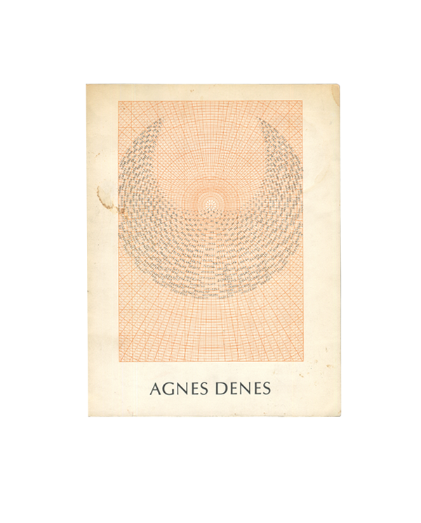 Sculptures of the Mind — Agnes Denes