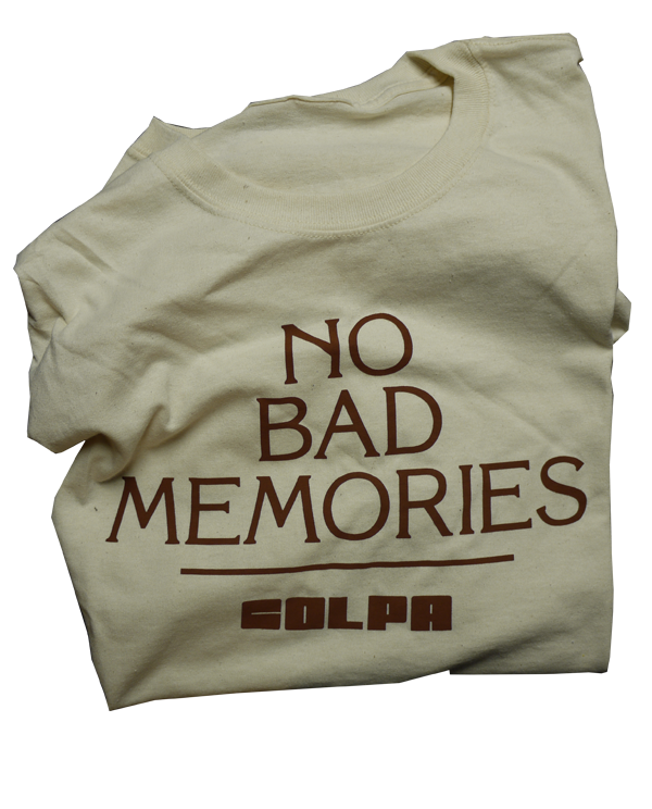No Bad Memories T-Shirt