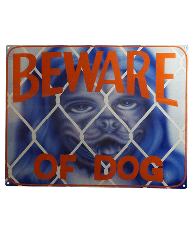 Beware of Dog - Mario Ayala