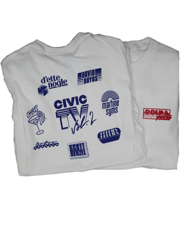 Civic TV 2 T-Shirt