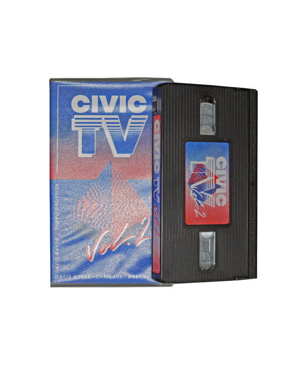 Civic TV Vol.2 VHS
