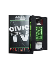 Civic TV Vol.3 VHS
