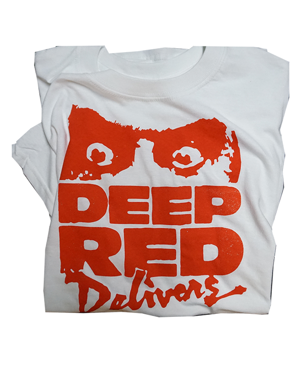 Deep Red T-Shirt