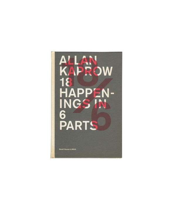 18 Happenings in 6 Parts — Allan Kaprow