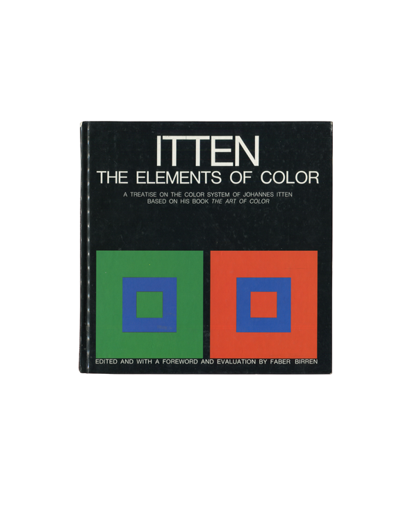 ITTEN, The Elements of Color