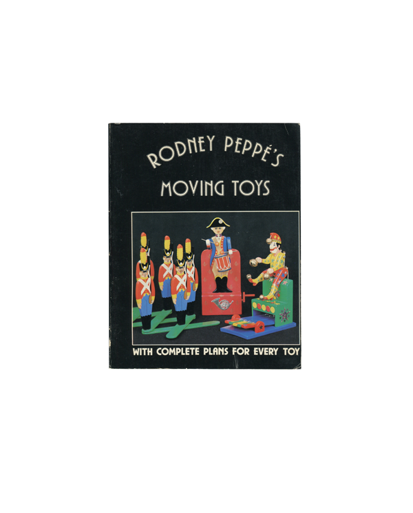 Rodney Peppé's Moving Toys