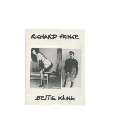 Richard Prince - Bettie Kline