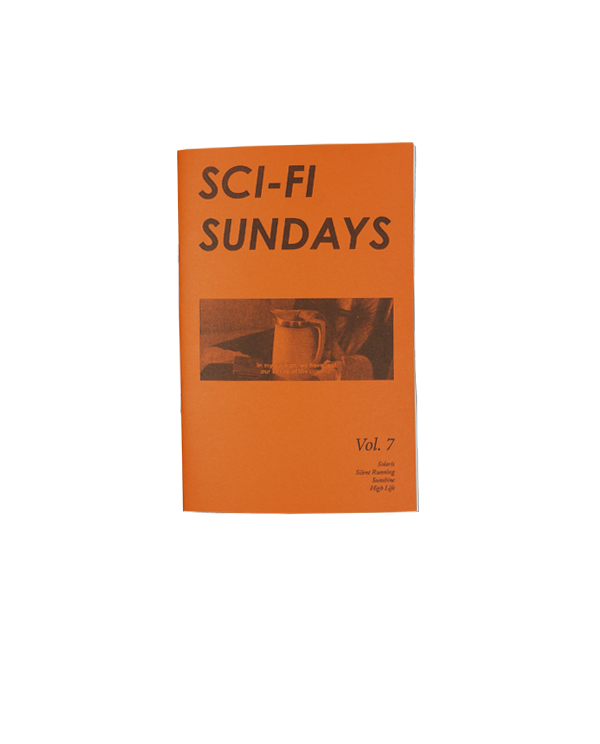 Sci-Fi Sundays Vol. 7 — Sarah Hotchkiss