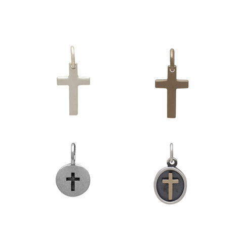 Cross Charms