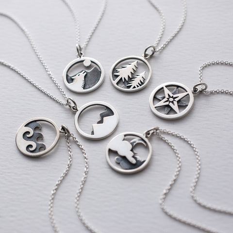 Happy Place Adventure Necklace Wholesale
