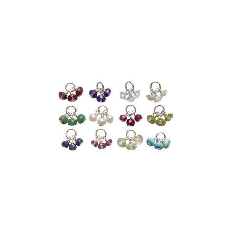 Triple Gem Birthstones