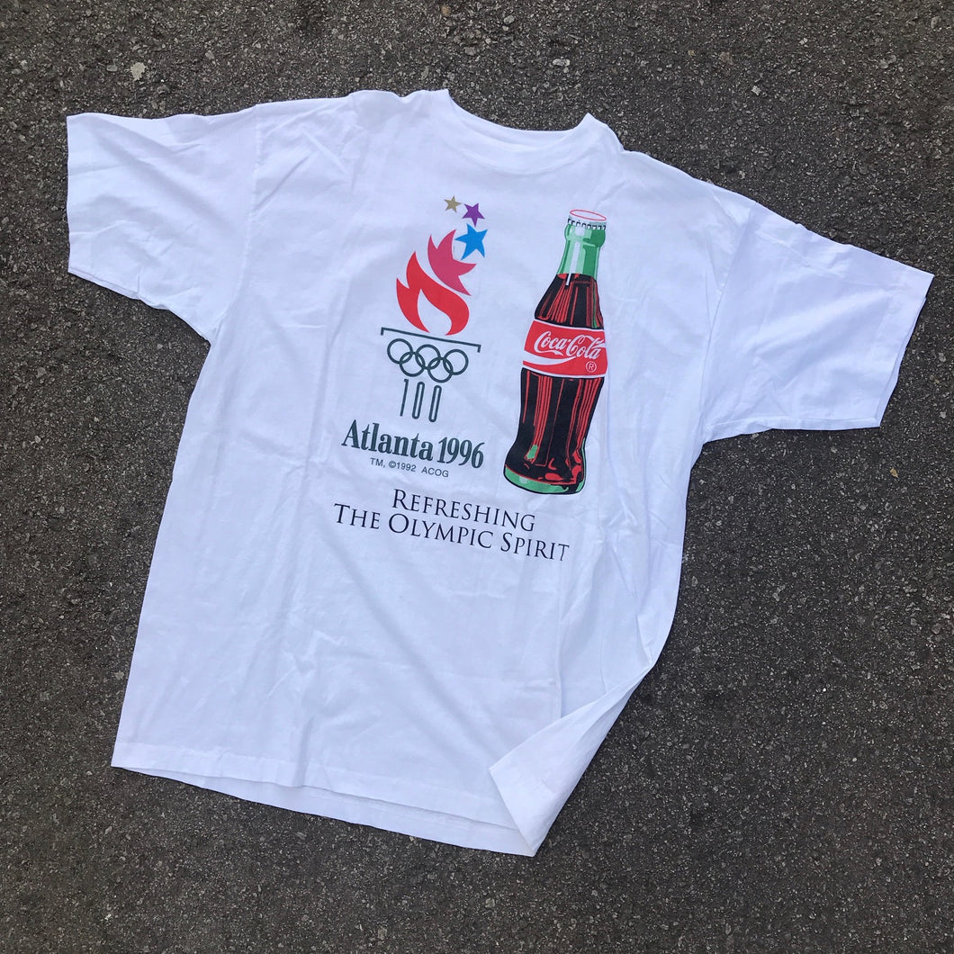 ATLANTA 96 COKE T-SHIRT