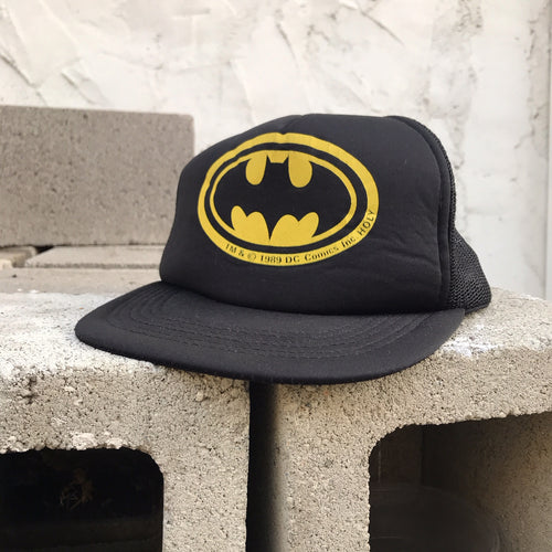 BATMAN MOVIE 89 MESH CAP