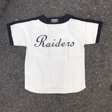 Load image into Gallery viewer, RAIDERS 90'S DEADSTOCK JERSEY