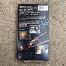 Load image into Gallery viewer, THE MAKING OF STAR WARS 95 VHS TAPE