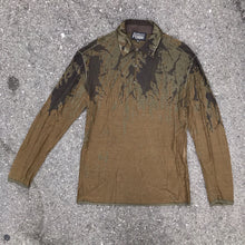 Load image into Gallery viewer, GIANFRANCO FERRE 80'S L/S SHIRT