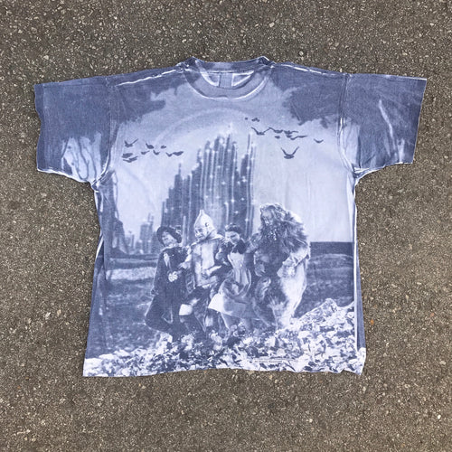 THE WIZARD OF OZ 92 ALLOVER T-SHIRT