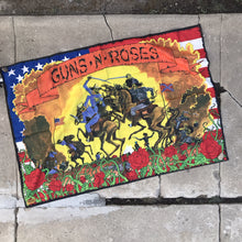 Load image into Gallery viewer, GUNS N'ROSES 93 WALL FLAG