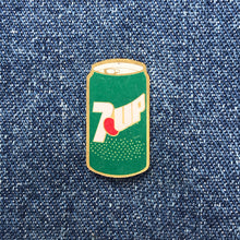 Load image into Gallery viewer, 7UP CAN 80'S PIN