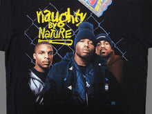 Load image into Gallery viewer, NAUGHTY BY NATURE 93 T-SHIRT