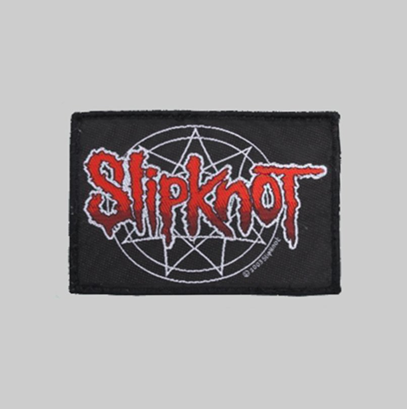 SLIPKNOT 90'S PATCH