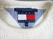 Load image into Gallery viewer, TOMMY 90'S KNITTED SWEATER