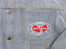 Load image into Gallery viewer, WU-TANG 90'S DENIM JACKET