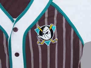 MIGHTY DUCKS NOS JERSEY