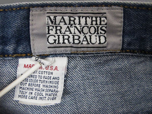 GIRBAUD STONE WASHED 90'S JEANS