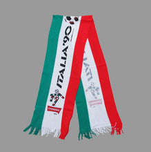 Load image into Gallery viewer, ITALIA '90 WORLD CUP SCARF