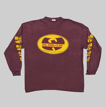 Load image into Gallery viewer, WU-TANG CLAN 93 L L/S T-SHIRT
