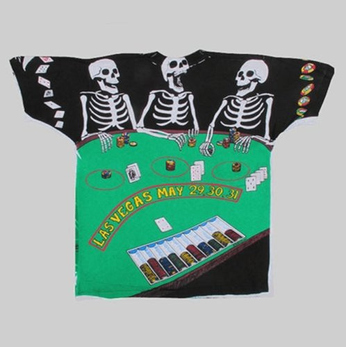 GRATEFUL DEAD VEGAS 92 TEE