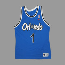 Load image into Gallery viewer, ORLANDO MAGIC 90'S CHAMPION JERSEY