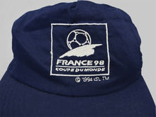 Load image into Gallery viewer, FRANCE 98 WORLD CUP CAP