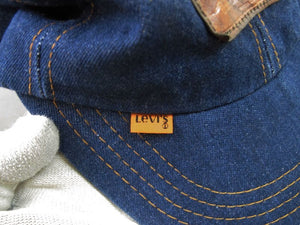 LEVI'S 1970'S DENIM CAP