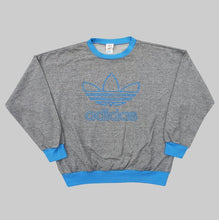 Load image into Gallery viewer, ADIDAS 80'S TREFOIL SWEATER