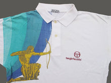 Load image into Gallery viewer, SERGIO TACCHINI 90'S TENNIS POLO