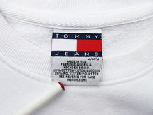 Load image into Gallery viewer, TOMMY JEANS 90'S SWEATER