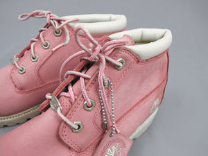 TIMBERLAND PINK 90'S BOOTS