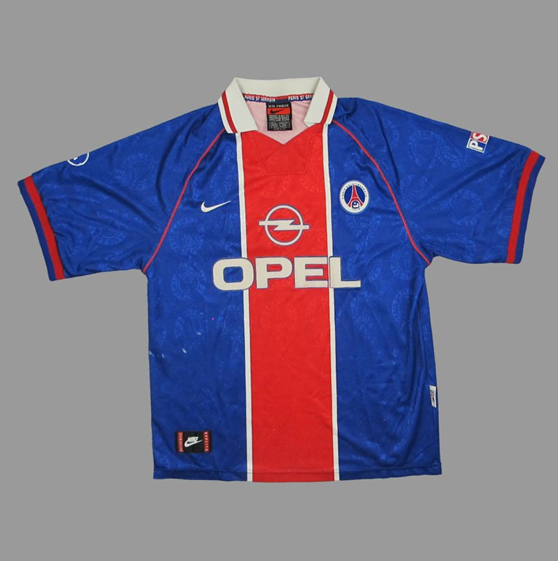 PSG 96/97 HOME JERSEY