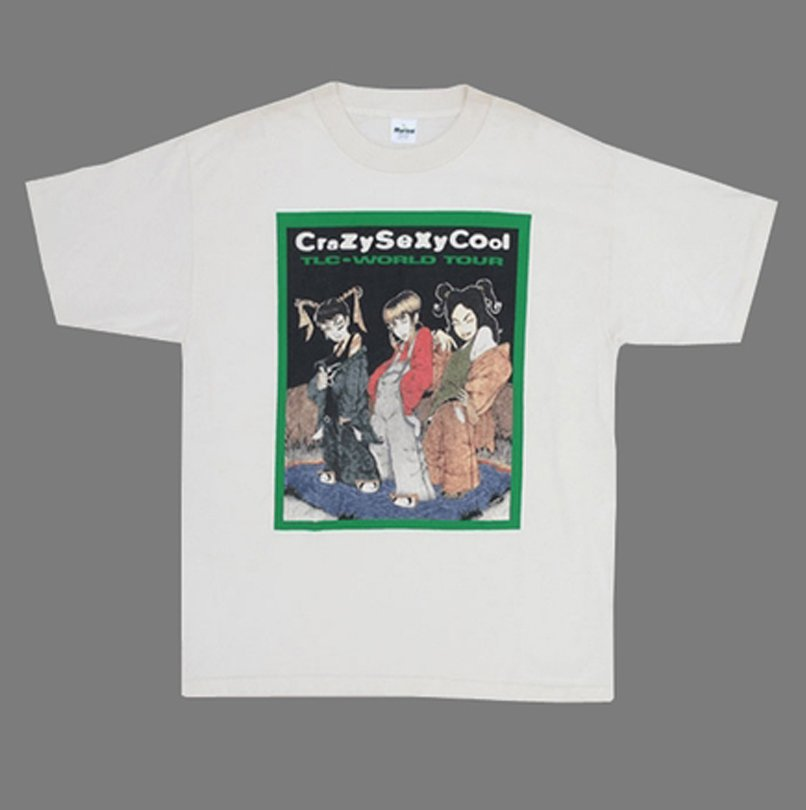 TLC TOUR 95 T-SHIRT