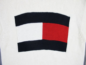 TOMMY 90'S KNITTED SWEATER