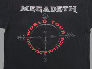 MEGADETH WORLD TOUR 97 T-SHIRT