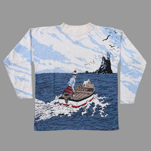 Load image into Gallery viewer, TINTIN 'BLACK ISLAND' 90'S SWEATER