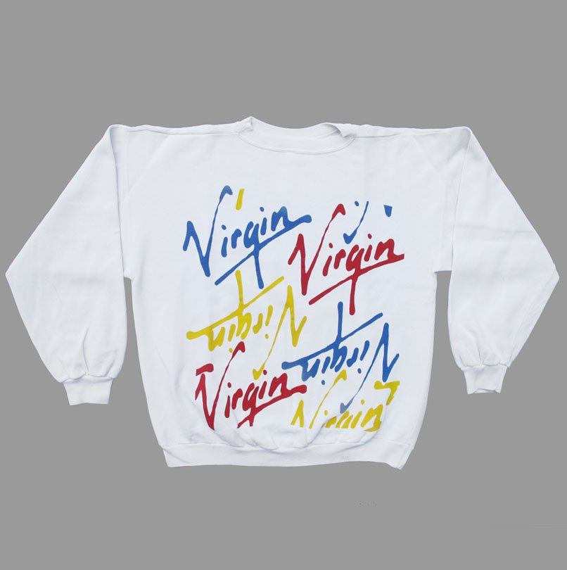 VIRGIN 80'S SWEATER