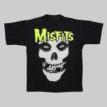 Load image into Gallery viewer, MISFITS EURO TOUR 96 T-SHIRT
