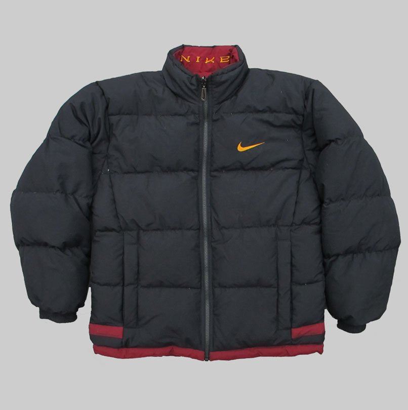 NIKE REVERSIBLE 90'S PUFFY JACKET