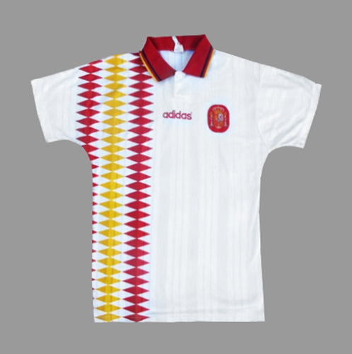 SPAIN WORLD CUP 94 JERSEY