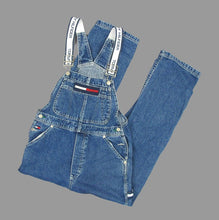 Load image into Gallery viewer, TOMMY HILFIGER 90'S OVERALLS