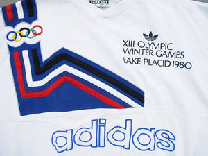 ADIDAS OLYMPIC 80'S SWEATER